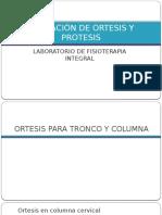 Aplicación de Ortesis y Protesiscyn