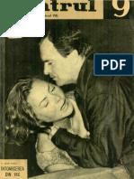Revista Teatrul, nr. 9, anul VII, septembrie 1962
