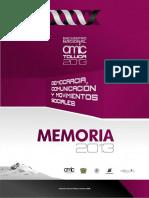 Memoria Amic 2013