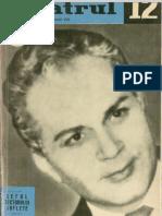 Revista Teatrul, nr. 12, anul VII, decembrie 1962