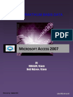 Modul Praktikum Basis Data (MS. Access 2007)