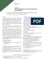 ASTM A500 2010 Tubos