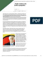 Roberto Romano_ Ação Contra Lula Pode Radicalizar Brasil e Prejudica Dilma - Notícias - Política