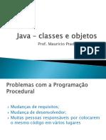 3- Java Classes e Objetos