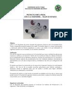 Proyecto Kart a Pedal - Introducción a La Ingenieria I-2013