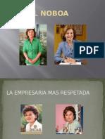 Isabel Noboa