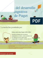 Teoría Del Desarrollo Cognitivo, J. Piaget