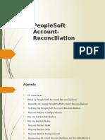 GL Account Reconciliation