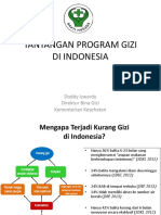 20150126 Presentasi Direktur Bina Gizi1