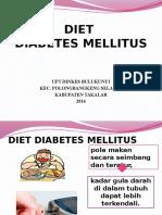 dietdiabetesmellitus