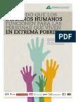 Haciendo que los Derechos Humanos funcionen para las Personas que viven en Extrema Pobreza