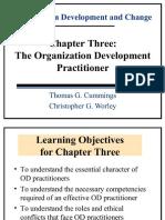 3. Organization-Development-And-change. Chapter Three