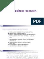 Lixiviacion de Sulfuros