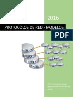 Protocolos de Red - Modelos