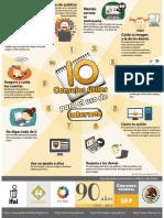 Cartel 10 Tips Para Los Niños (1)