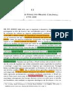 Fch128 - Vainfas -Texto de Apoio Do Seminário - Dalden