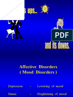 03 Affective Disorders -1 Depression