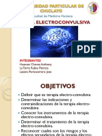 TERAPIA ELECTROCONVULSIVA