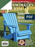 Woodworker's Journal - June 2016