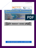 Equity Research Report of 12th Dec 2016 by TradeIndia Research