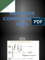 Metodos Complementarios Cardiovascular SEMIOLOGÍA