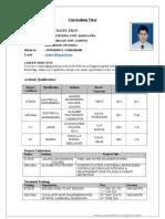 Zahid CV