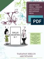 Akuntansi Desa – Bab 4 Siklus Akuntansi Keuangan Desa
