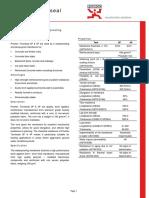 Proofex Torchseal Method of Statement