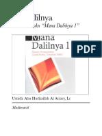 Bantahan buku Mana Dalilnya 1 - Novel Alaydrus.pdf