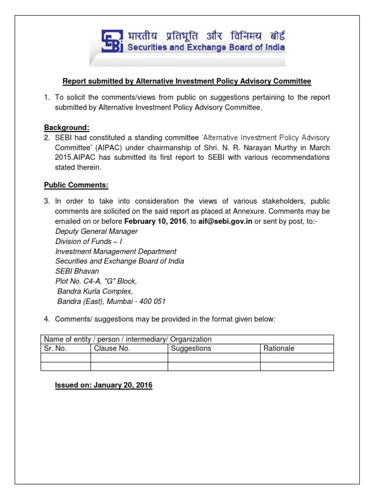 Sbic bank investment policy 770 investment