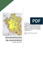 Zona Metropolitana Del Valle de Mexico