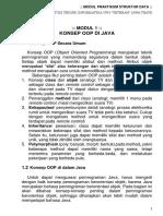Modul Struktur Data 2016 1-7