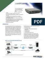 005-1400 RoIP Gateway