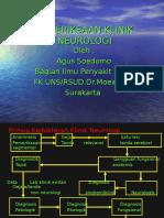 PEMERIKSAAN KLINIK NEUROLOGI