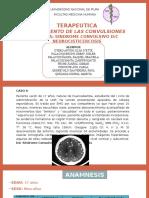 Caso a Neurocisticercosis 2015