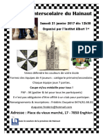 Affiche Tournoi Enghien 2017