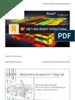 Thiết lập Phần mềm Robot Structural 2017 thành Tiếng Việt
