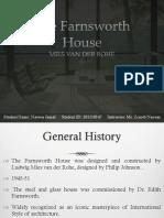 Farnsworth House