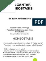 Pleno 2 Homeostatis