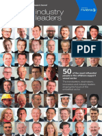Offshore Support Journal Industry Leaders 2016