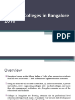 Top MBA Colleges in Bangalore 2016