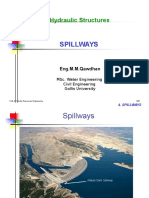 Chapter Five Spillways
