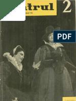 Revista Teatrul, nr.2, anul IX, februarie 1964
