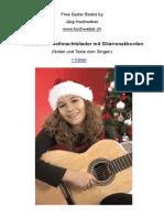 Weihnacht Akkorde