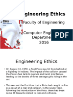 Engineering Ethics Course 2016 Chapter 1