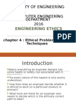 Chapter 4 Ethical Problem-Solving Techniques