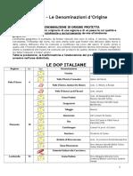 III Livello Le Denominazioni d'Origine.doc