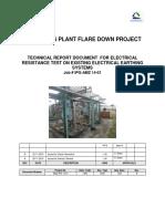 AGIP Flaredown Technical Report Document