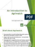 Introduction of Agriwatch Services - Agri Inputs.pptx