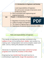 Chapter 2 Engineers and Society - Roles and Responsibilities